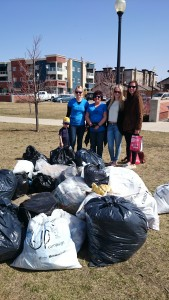 Earth Day Clean Up 2015