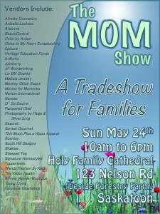 Mom Show Poster - 2015 05 24
