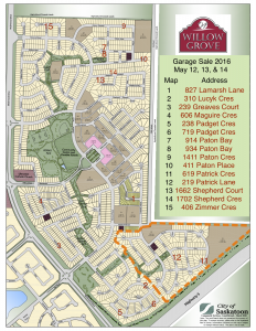 WUHCA Garage Sale Map 2016Final